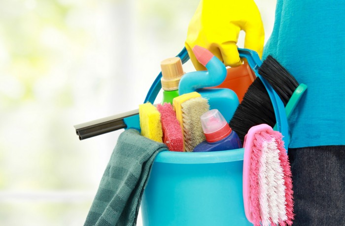 Eco-Friendly Cleaners